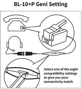 BL-10P Switch