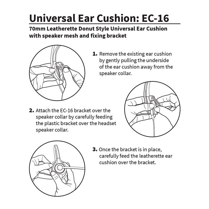 EC-16 Instructions